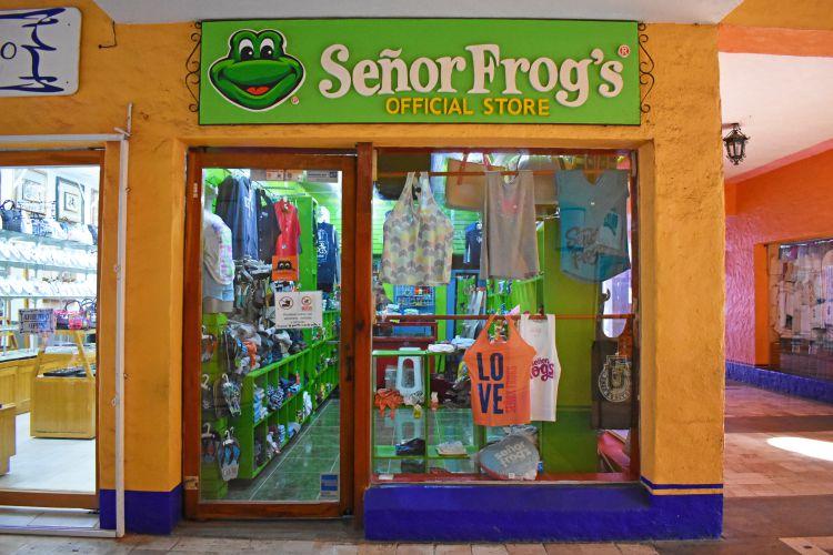 Sr. Frogs, Tienda, Boutique, Venta de Ropa Sr Frogs, Store en Ixtapa Zihuatanejo